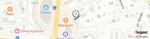 Steklostol на карте Королёва