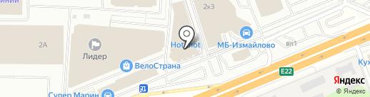 На Колесах.ru на карте Балашихи