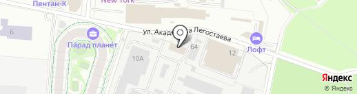 Mikki-House на карте Королёва