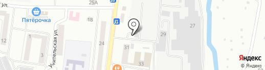 ДЕКО Строй на карте Королёва