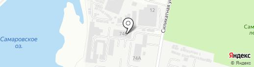 Датская торговая компания на карте Королёва