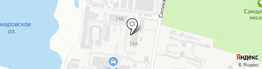ШЕПРО Электроникс на карте Королёва