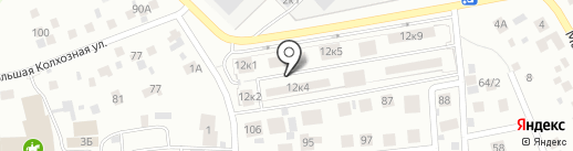 Девять на карте Котельников