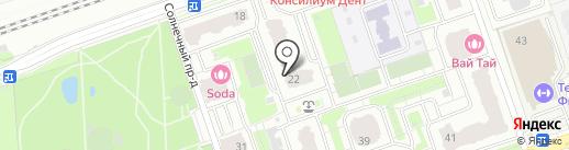 Fit Form на карте Реутова