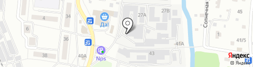 Шафран на карте Королёва