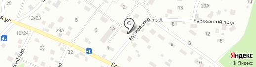 Яро на карте Королёва