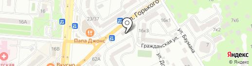 Language express на карте Королёва