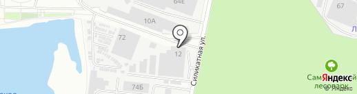 Вилгуд на карте Королёва