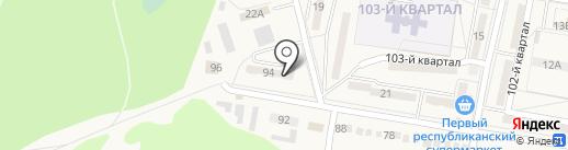 Polzunok на карте Ясиноватой