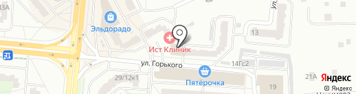 Адвокаты Пшеничникова Л.В. на карте Королёва