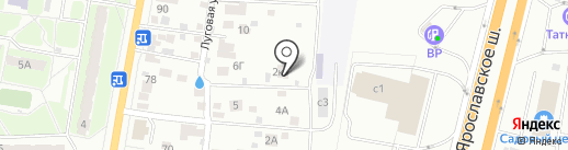 Сем Авто на карте Пушкино