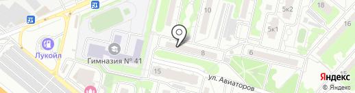 Флэш на карте Люберец