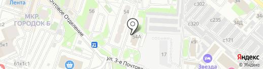 СнабАвто на карте Люберец