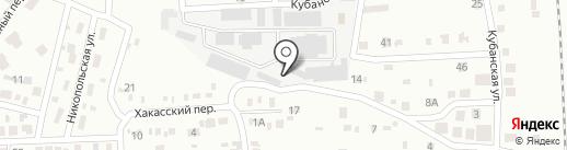 Фруктомания, оптовая компания на карте Макеевки