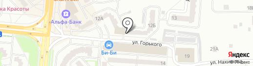 Офис плюс на карте Королёва