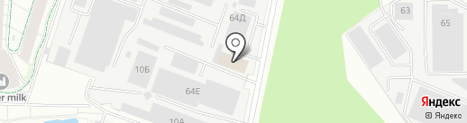 Олимп-Сервис на карте Королёва