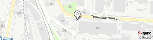 Картрэйд на карте Реутова