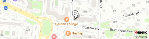 Алис-96 на карте Королёва