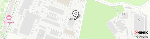 СпецТрансПроект на карте Королёва