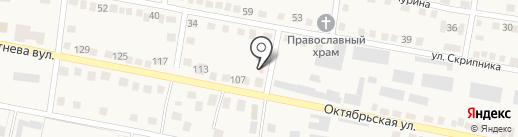 Ясиноватская городская государственная больница ветеринарной медицины на карте Ясиноватой