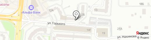 ДОМЖИЛСЕРВИС на карте Королёва
