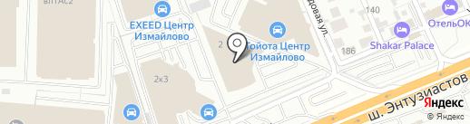 АРТ-Камень на карте Балашихи