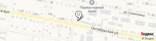 ПО Ясиноватский комбинат хлебопродуктов на карте Ясиноватой