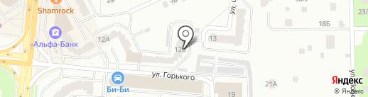 IQ007 на карте Королёва
