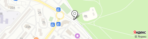 Веста-Сервис на карте Дзержинского