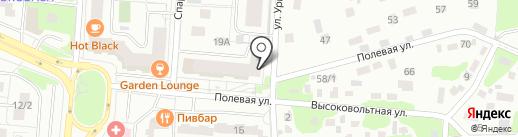 BUSHIDO на карте Королёва