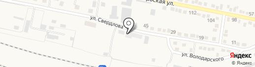 Crown Strike на карте Ясиноватой