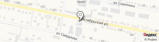 Рэдвуд, мебельная компания на карте Ясиноватой