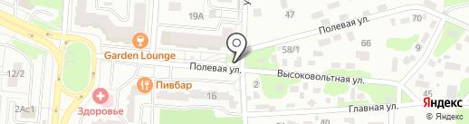 Продукты на карте Королёва