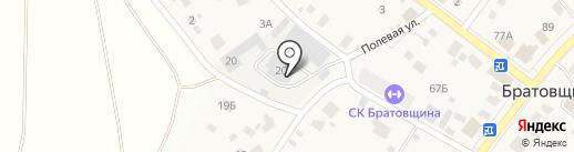 Росфрезер на карте Братовщиной