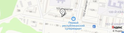 Отделение связи №6, г. Ясиноватая на карте Ясиноватой