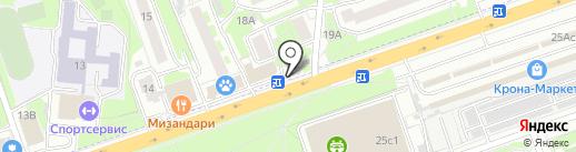 Bingo Boom на карте Реутова