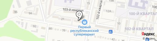 Банкомат, Банк Капитал на карте Ясиноватой