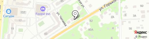 TYRE PLUS на карте Королёва