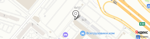 JМС mоtоrs на карте Котельников