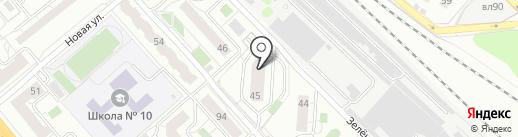 ArtdeGren на карте Люберец