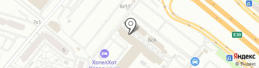 СДЭК на карте Котельников