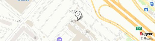 Лео Мотор на карте Котельников