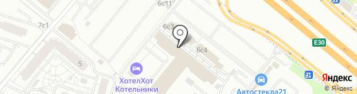 Tuning alex-m на карте Котельников