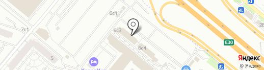 Шерпа Сервис на карте Котельников