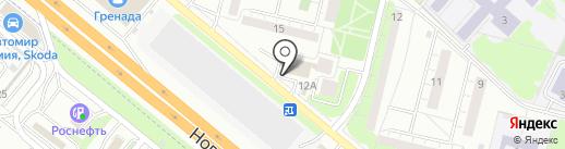 ПТФ Хорс на карте Люберец