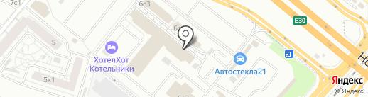 БОЛЬШЕГРУЗ на карте Котельников