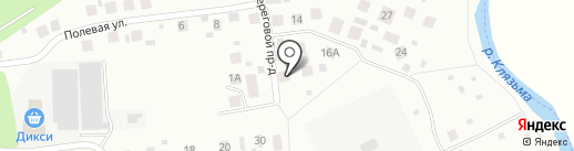 Мирника на карте Королёва