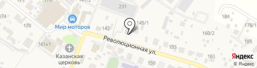 Администрация сельского поселения Молоковское на карте Молоково