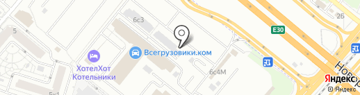 САС на карте Котельников