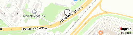 АЗС Нефтьмагистраль на карте Котельников